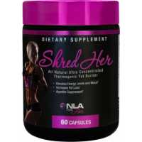 NLA for Her Shred Her - 60 Capsules