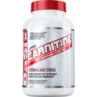 Nutrex Research Lipo6 Carnitine - 120 Liquid Capsules
