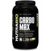 Nutrabio CarboMax Maltodextrin 复合碳水化合物 - 2.5磅