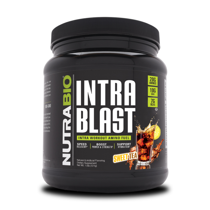 NutraBio Intra Blast 支链氨基酸 - 30份