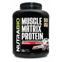 NutraBio Muscle Matrix Protein 肌肉矩陣複合蛋白 - 5磅