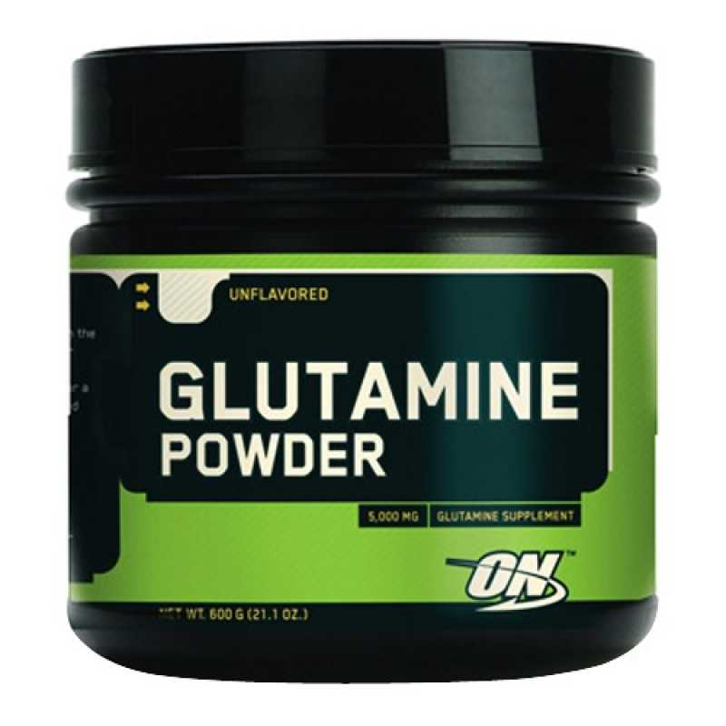 Optimum Nutrition Glutamine Powder - 600g
