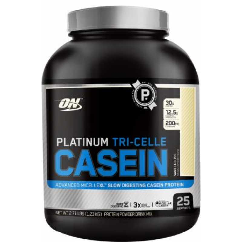 Optimum Nutrition Platinum Tri-Celle Casein - 2.37lbs