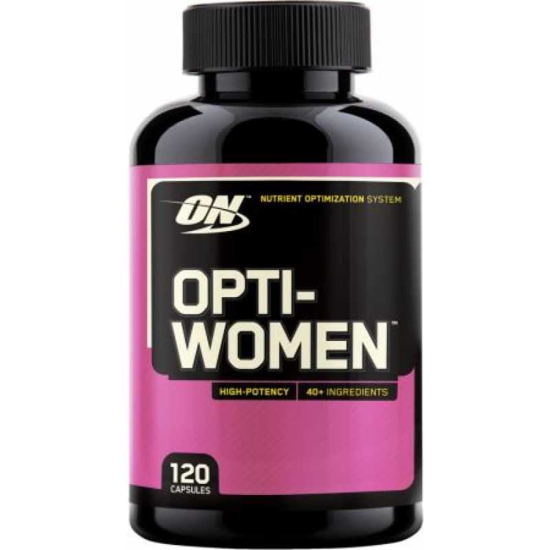 Optimum Nutrition Opti-Women - 120 Capsules