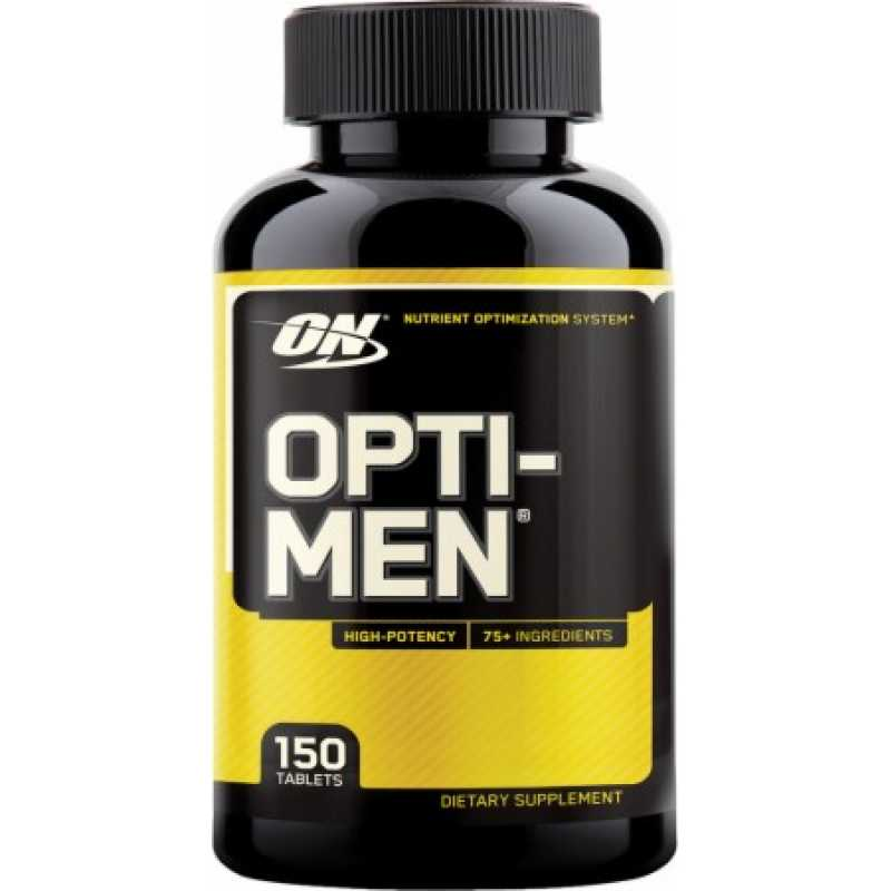 Optimum Nutrition Opti-Men 男士維生素 - 150片