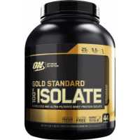 Optimum Nutrition Gold Standard 100% Isolate 金牌分離乳清蛋白粉 - 5磅