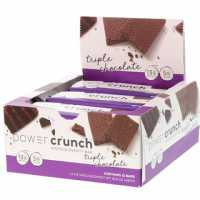 BioNutritional Power Crunch Protein Energy Bar - 12 Bars