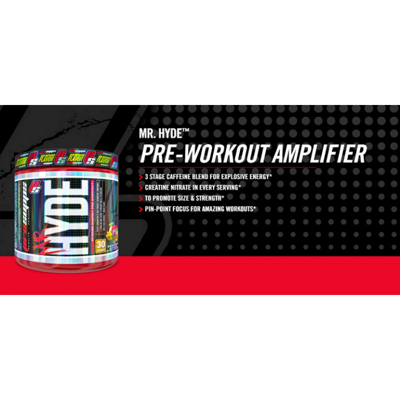 ProSupps Mr. Hyde 海德先生氮泵 - 30份