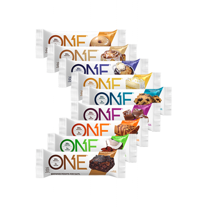 Oh Yeah Nutrition Oh Yeah! ONE Bar - 12 Bars