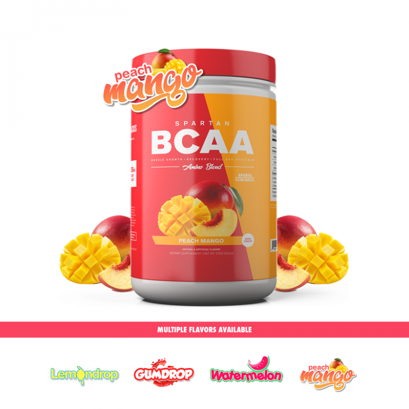 Sparta Nutrition BCAA - 30 Servings